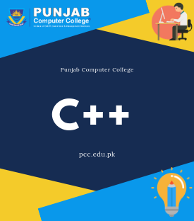 punjab computer college c++ Language
