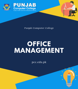 punjab computer college office management