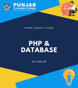 punjab computer college php database