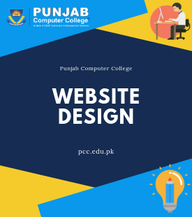 punjab computer college website design